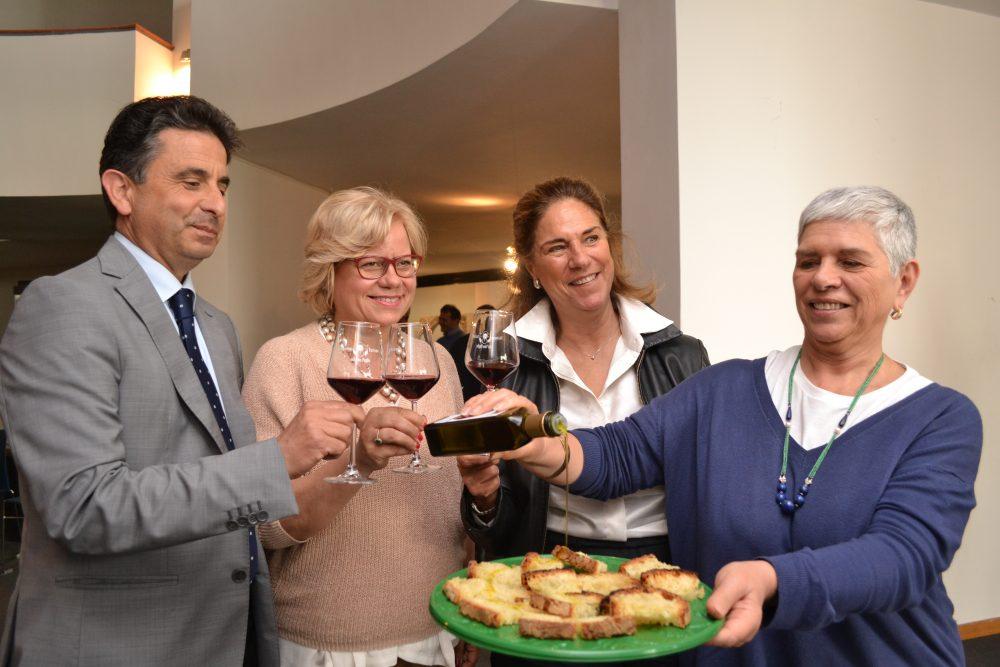 Donato Taurino, Loredana Capone, Doriana Cisonno, Vittoria Cisonno