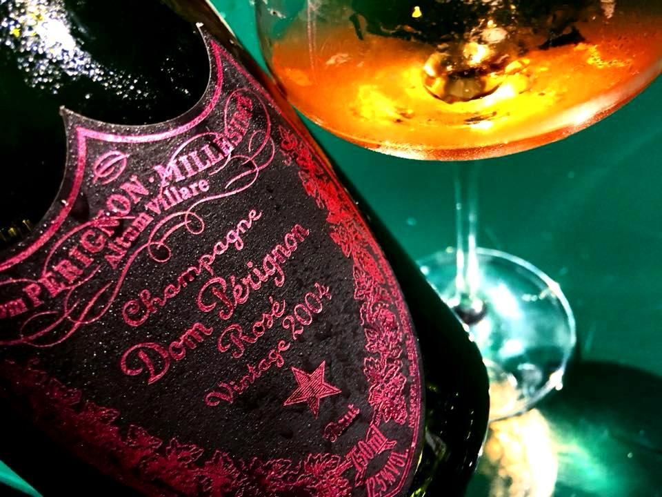 Shinto - Dom Perignon Rose' 2004
