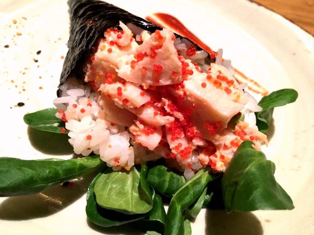 Jorudan Sushi, Il Temaki