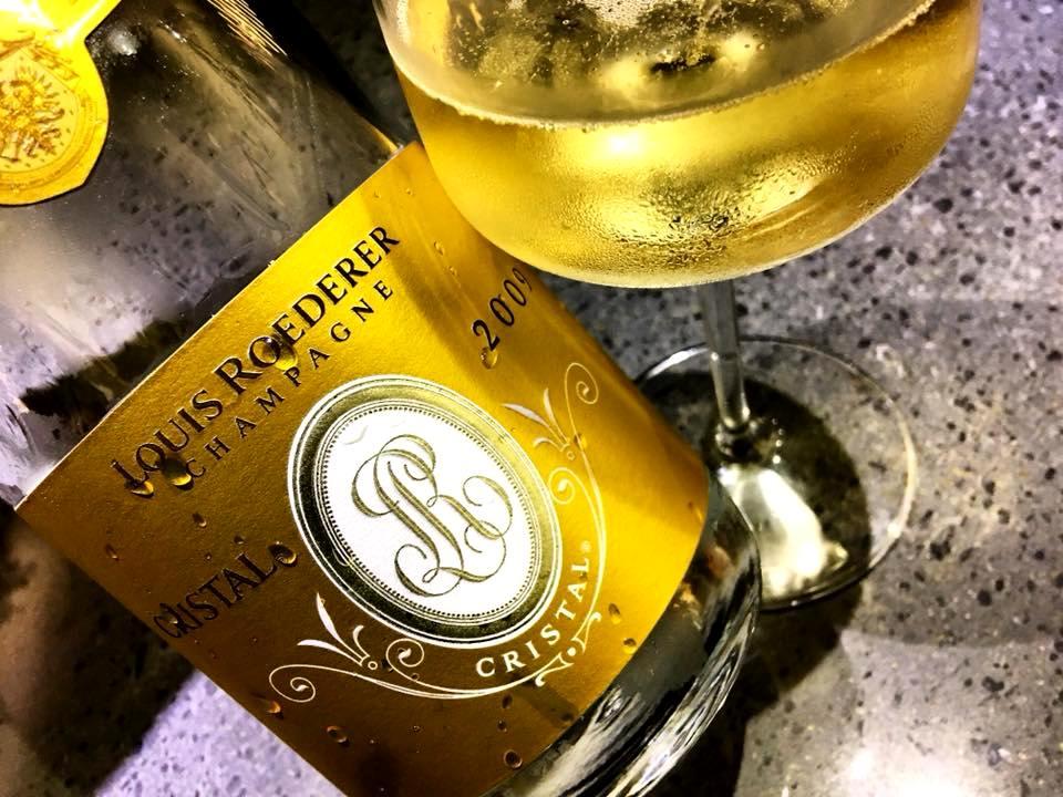 Unio- Champagne Louis Roderer Cristal 2009