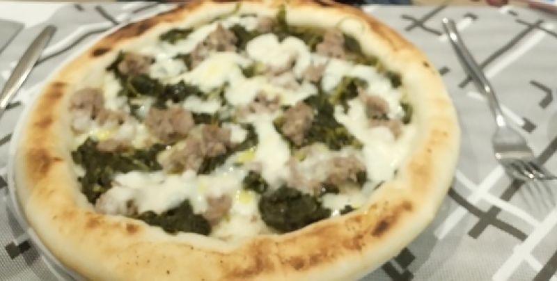 Giotto Marco Manzi, pizza senza glutine