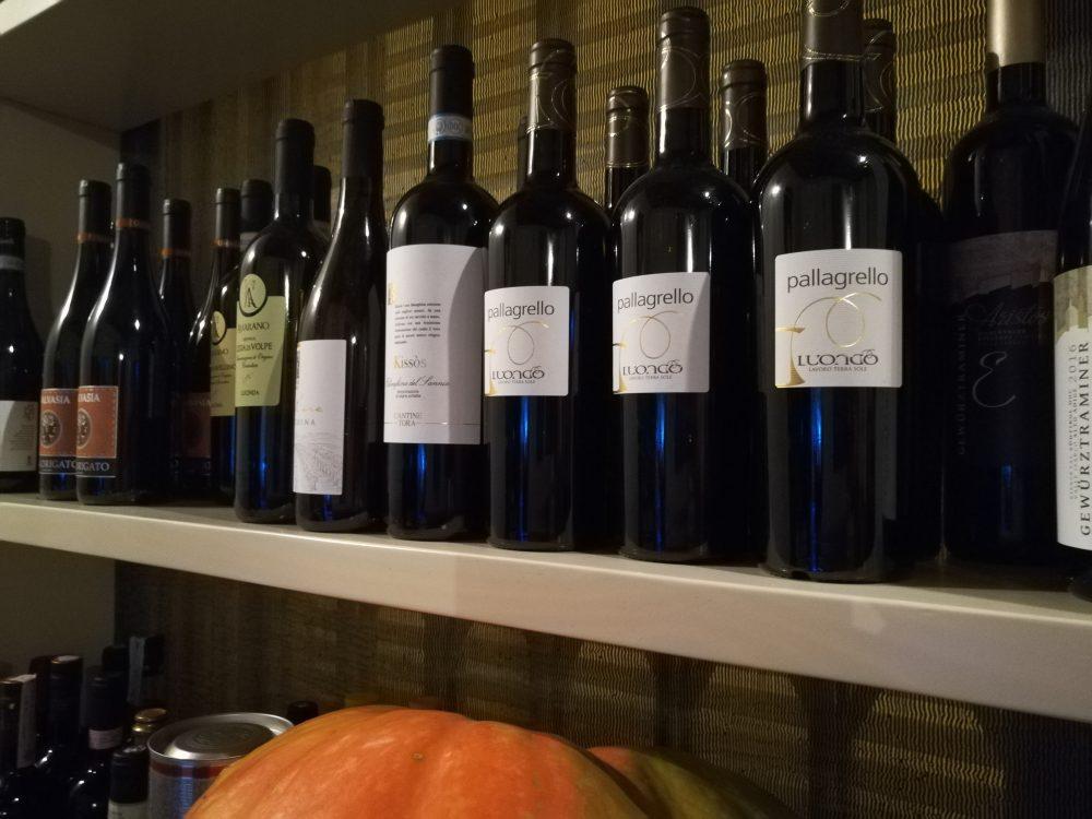 Trallalla', i vini