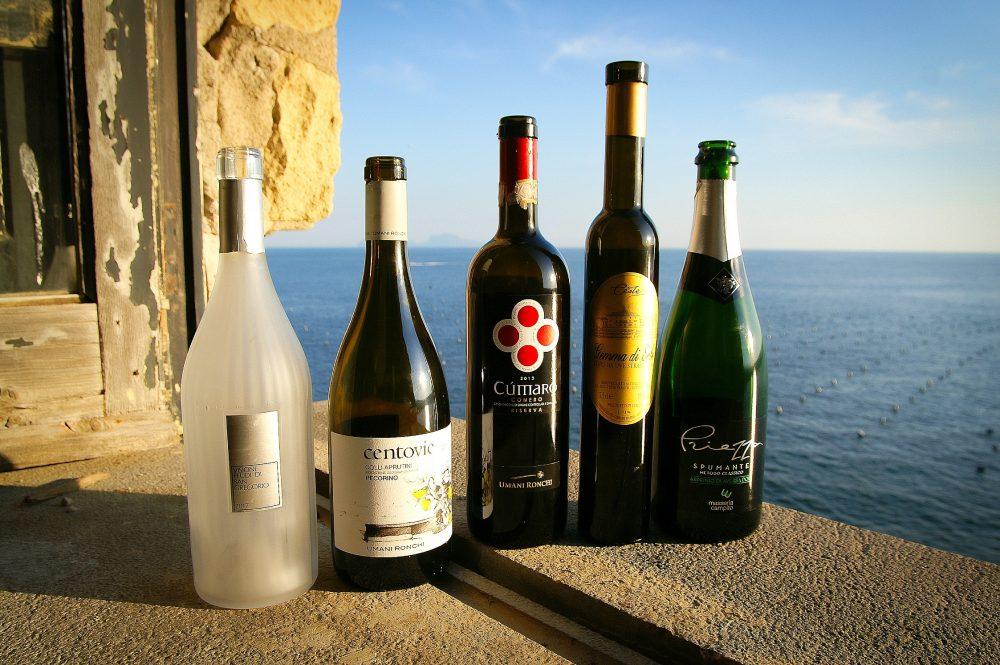 I vini vincitori del Napoli Wine Challenge 2018 foto di Maurizio De Costanzo