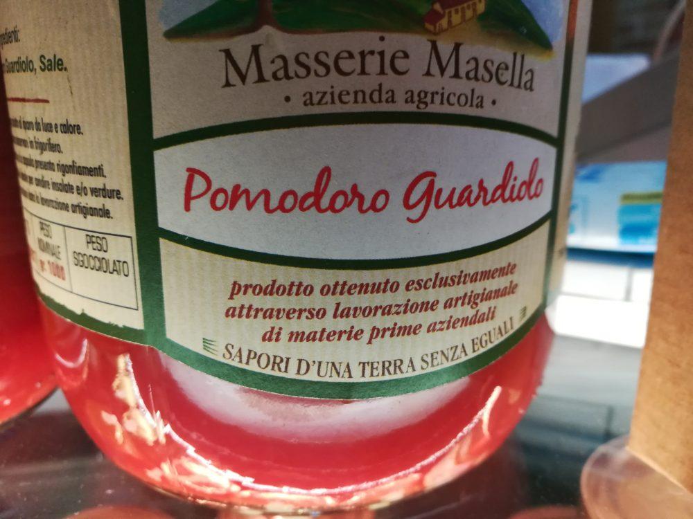 Il pomodoro tipico della Valle Telesina
