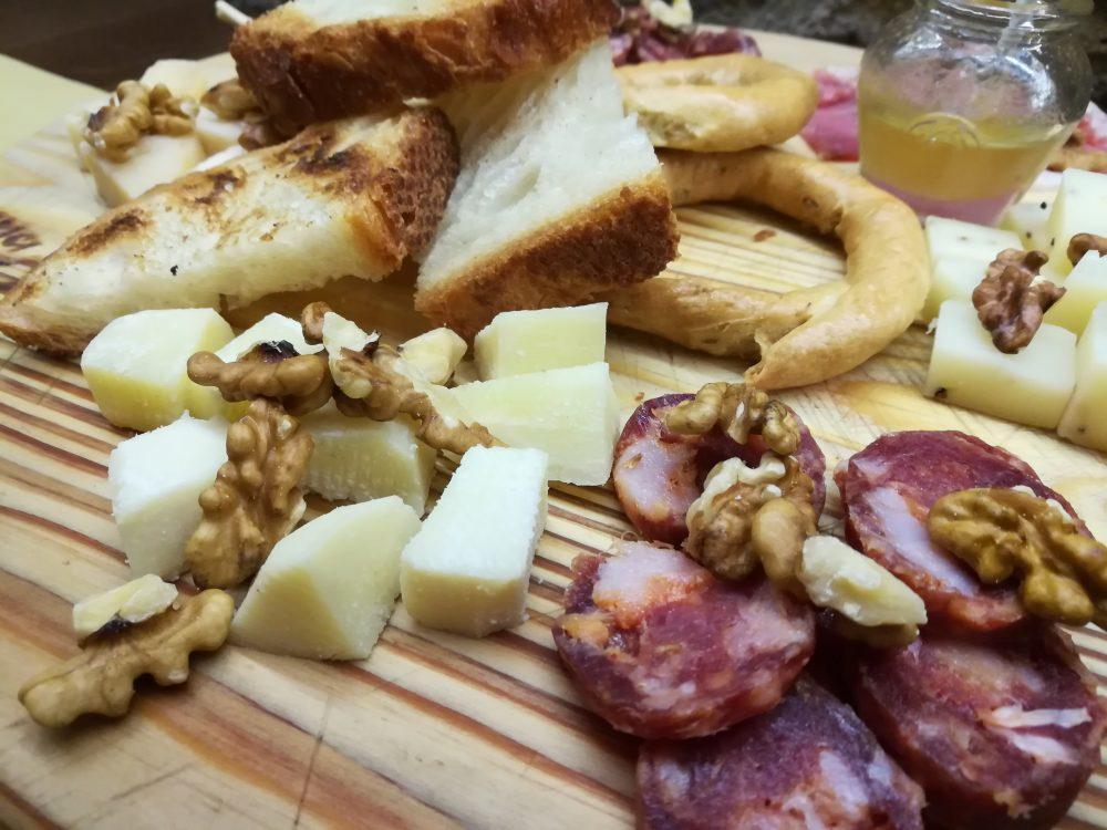 Antica Cantina O' Spurtiglione - La Salsiccia secca piccante