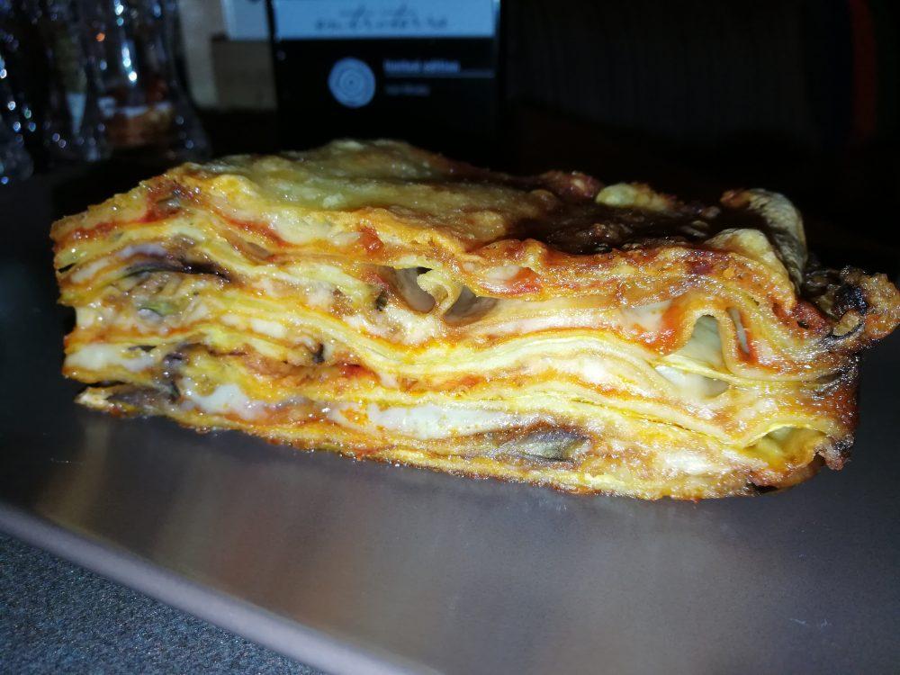 Trallalla', La parmigiana di Melanzane