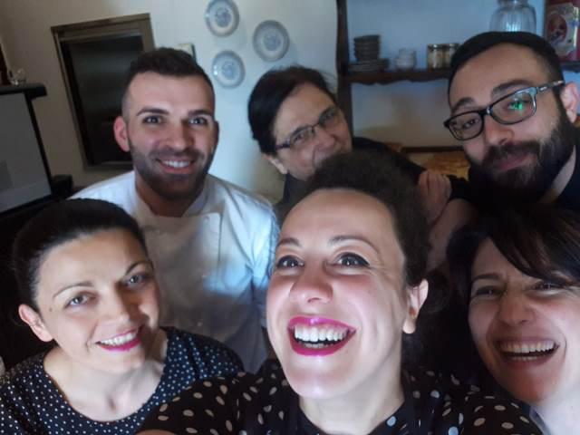 Lo staff, La Locanda del Ditiambo