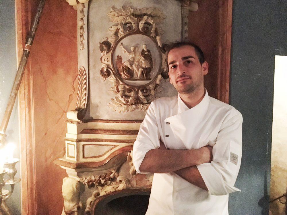 Locale - lo chef Danilo D'Alessandro
