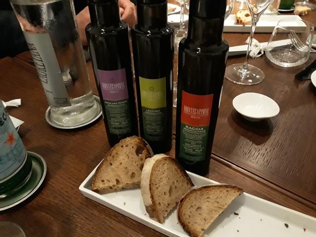 L'olio extravergine d'oliva Montecappone