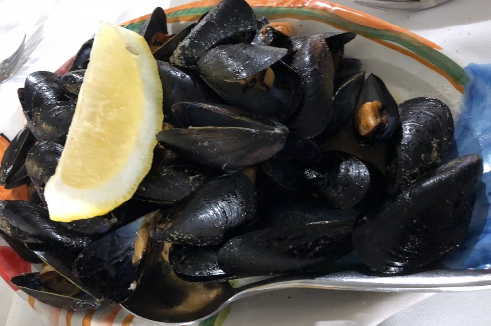 Made in Sud, cozze