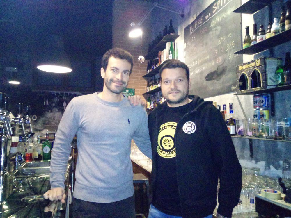 Mariano Campana e Mario Noce