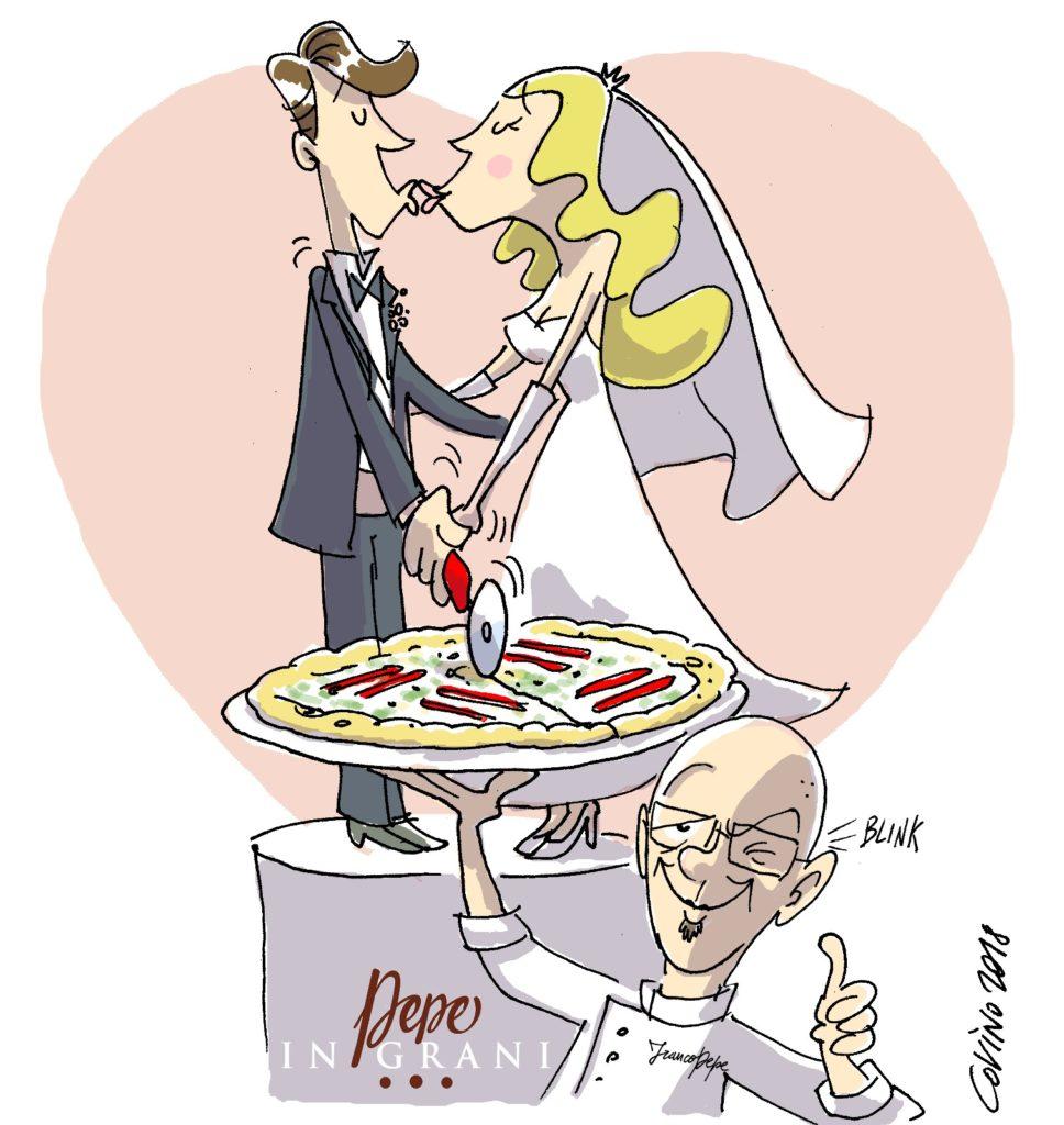 Matrimonio da Pepe