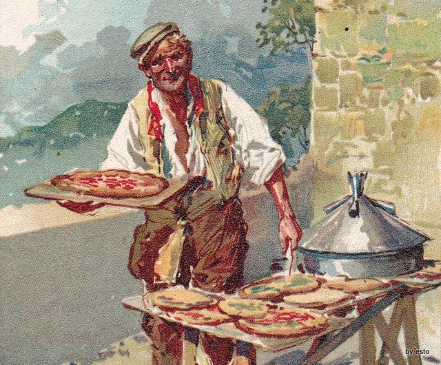 Museo della Pizza. Il Pizzaiuolo