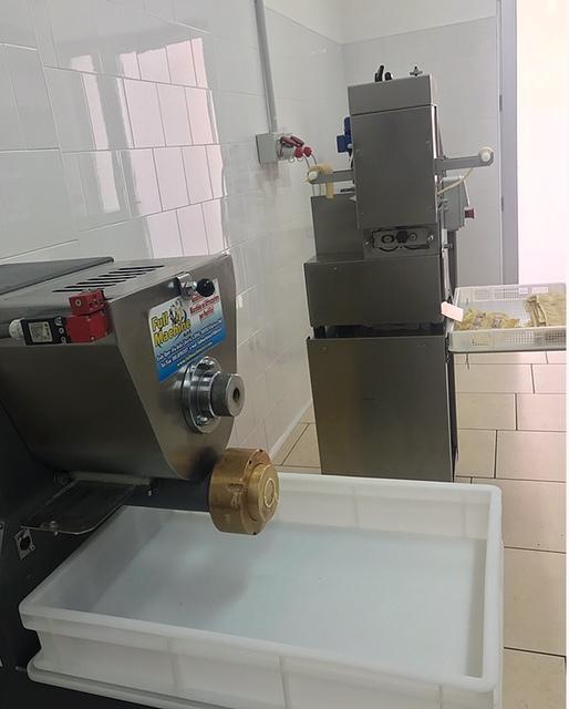 Pastificio Golino - Laboratorio