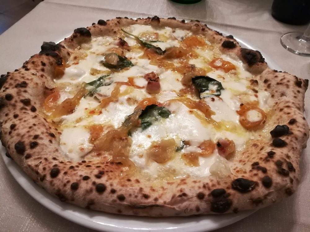 La Cascina, Pizza Sole