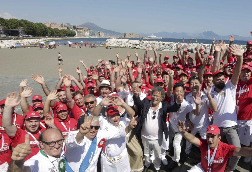 Napoli 21 giugno 2017 Campionato modiale Trofeo Caputo Ph: Stefano