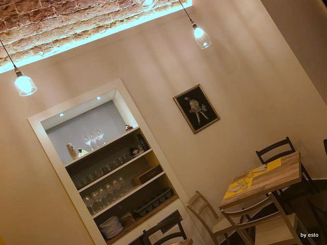 Pizzeria Acunzo la sala rinnovata
