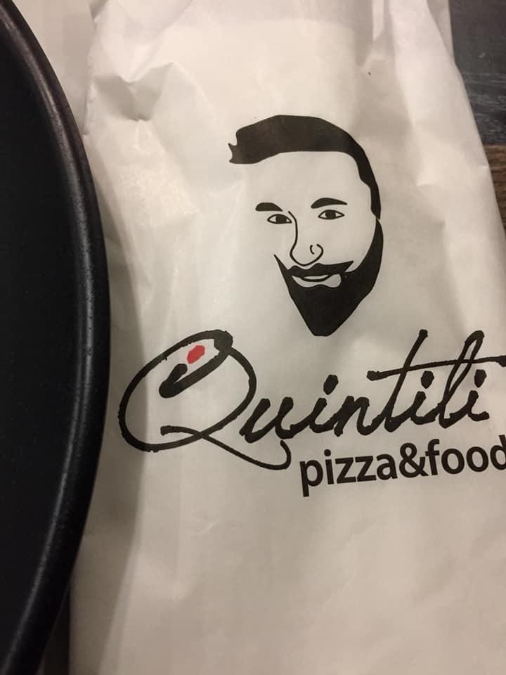 Pizzeria I Quintili, il sacchetto delle posate