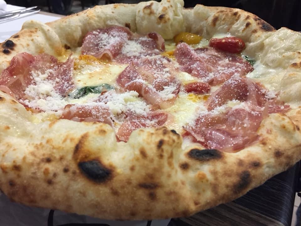 Pizzeria I Quintili, la Deliziosa