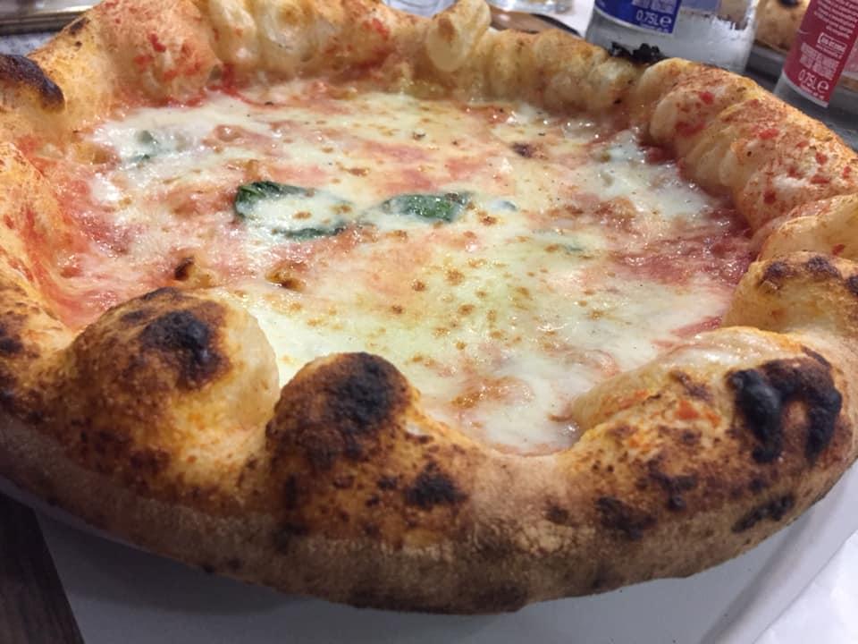 Pizzeria I Quintili, la margherita