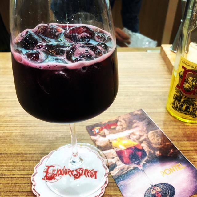 Pontel, cocktail allo Strega e Lambrusco presentato a Vinitaly 2018