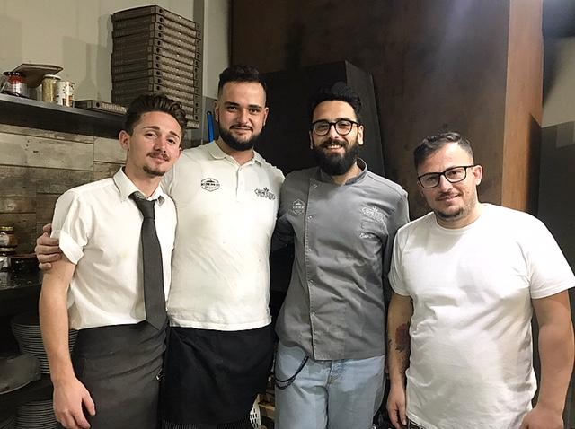 Prima Classe - Enzo Bastelli e il suo staff