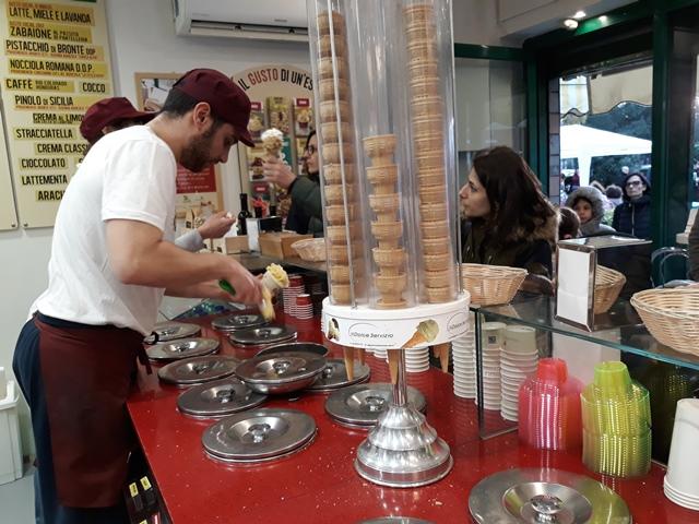 Strawberry Fields - La gelateria