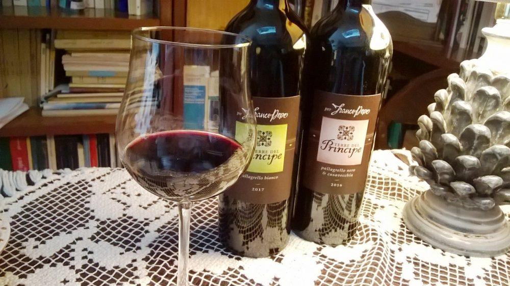 Un vino per Franco Pepe