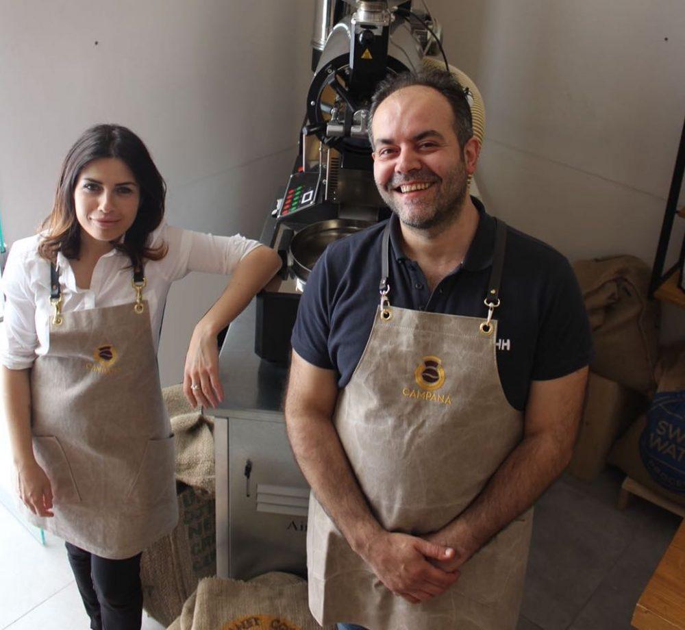 Paola e Raffaele Campana