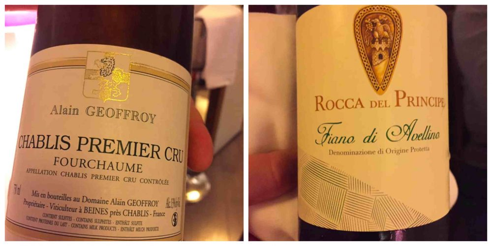 Il Buco a Sorrento, i vini