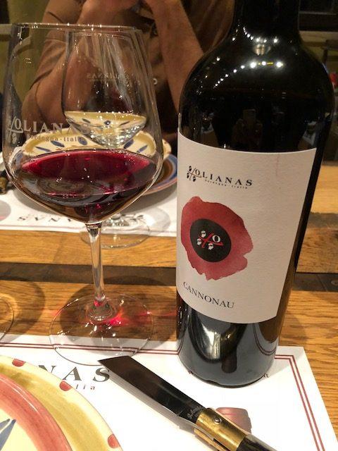 Cannonau Olianas