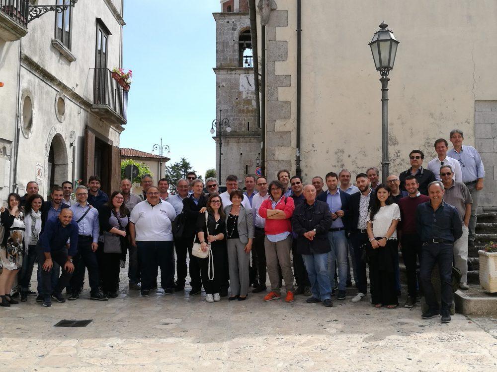 Commissione Concorso Enologico Lucio Mastroberardino