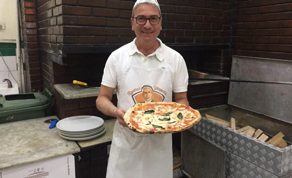 Emanuele Liguori Primo pizzaiolo di Antica Pizzeria da Michele