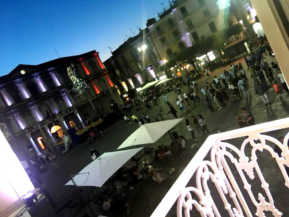 La View su Piazza Duomo a Nola