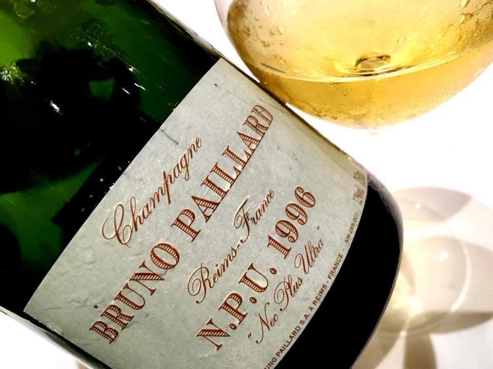 Jkitchen - Champagne Bruno Paillard N.P.U. 1996
