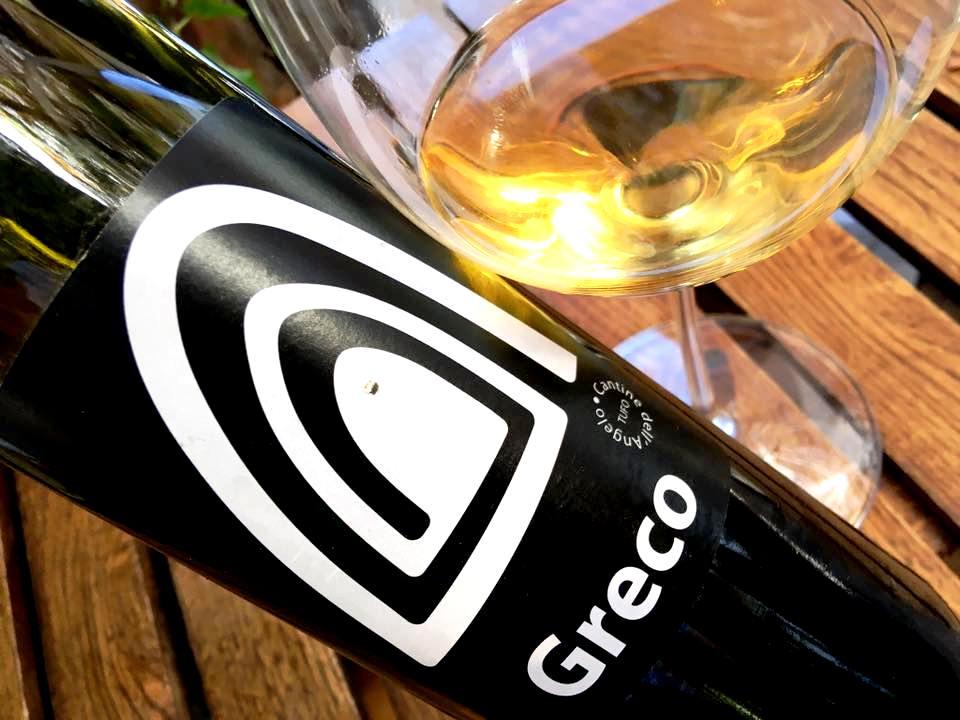 Da Tonino - Greco 2009, Cantine dell'Angelo