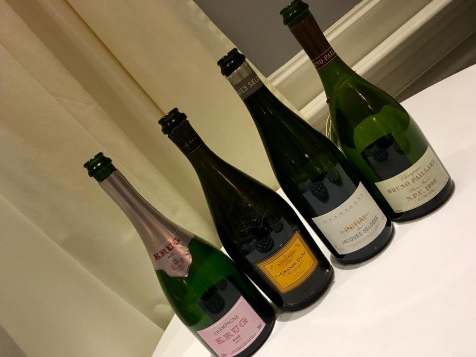 Line-Up Finale degli Champagne