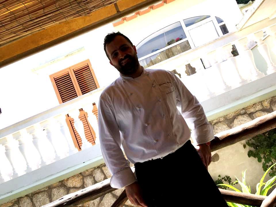 Lo Chef Salvatore Aprea