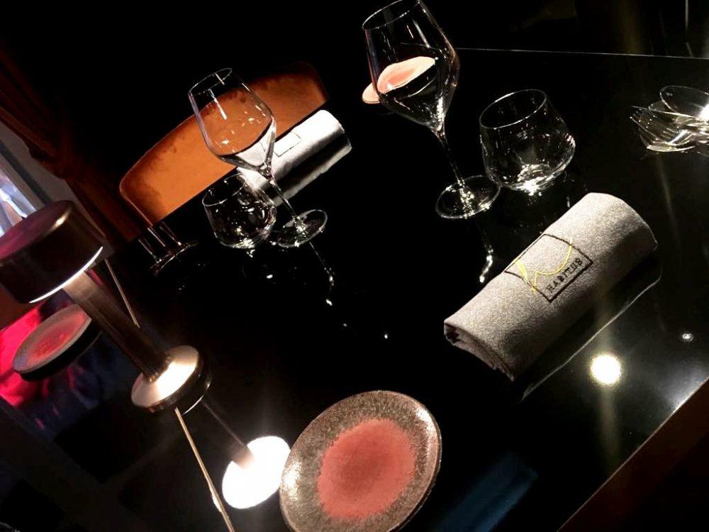Habitue' - Vin & Cusine - Mise en Place