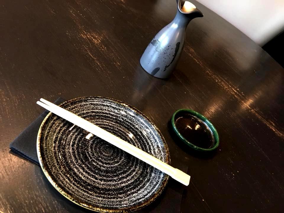 Misaki Sushi - La Ligne de Table