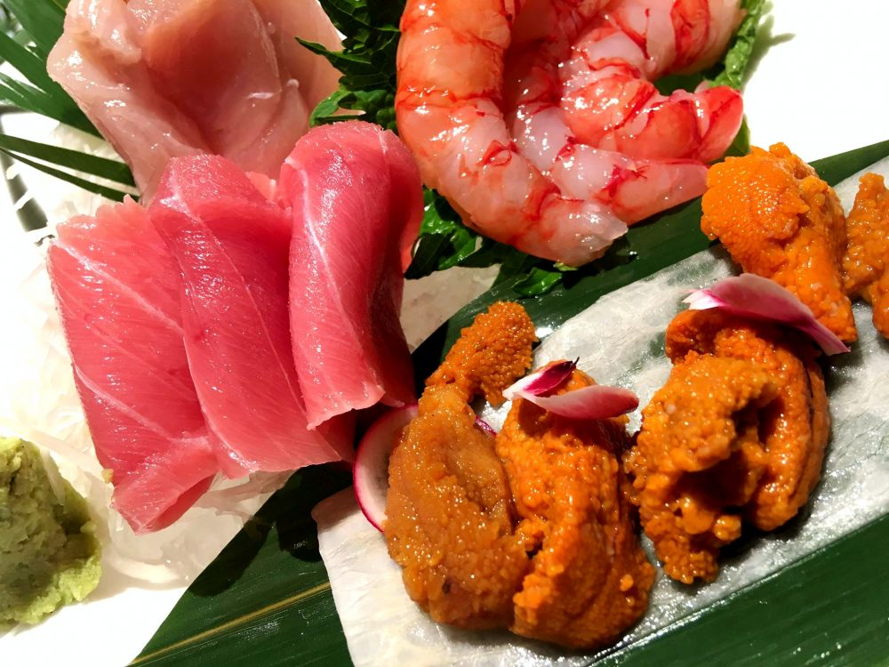 Otoro 81- Sashimi De Luxe