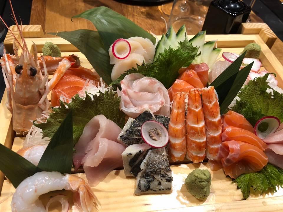 Otoro 81- Sashimi