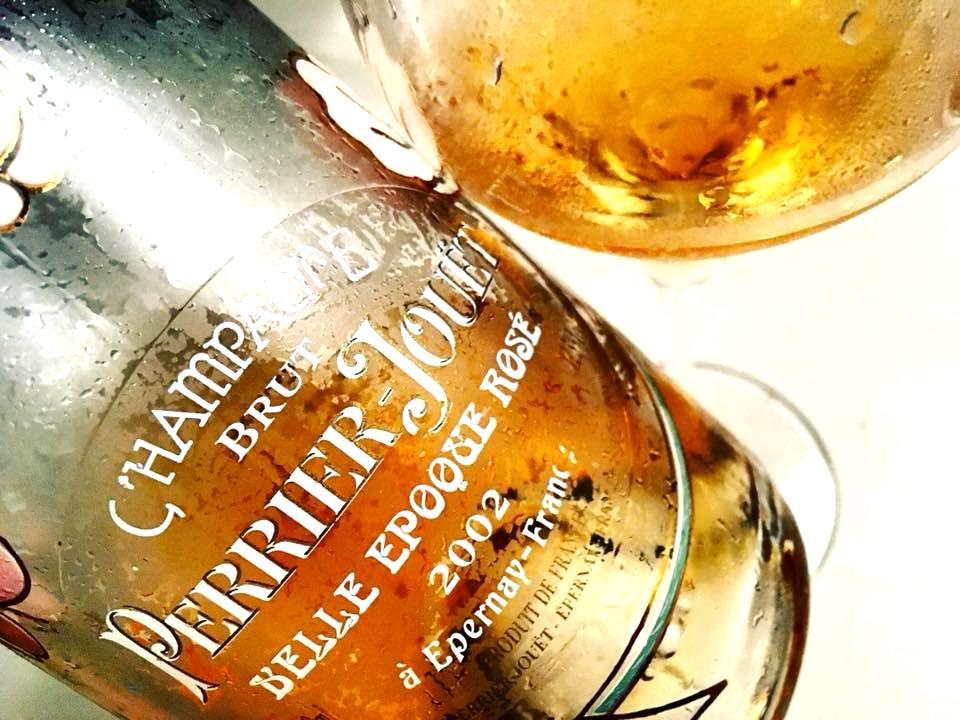 L'Olivo del Capri Palace - Champagne Perrier Jouet - Belle Epoque Rose' 2002