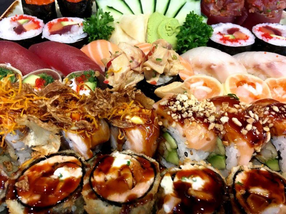 Misaki Sushi - I Rolls