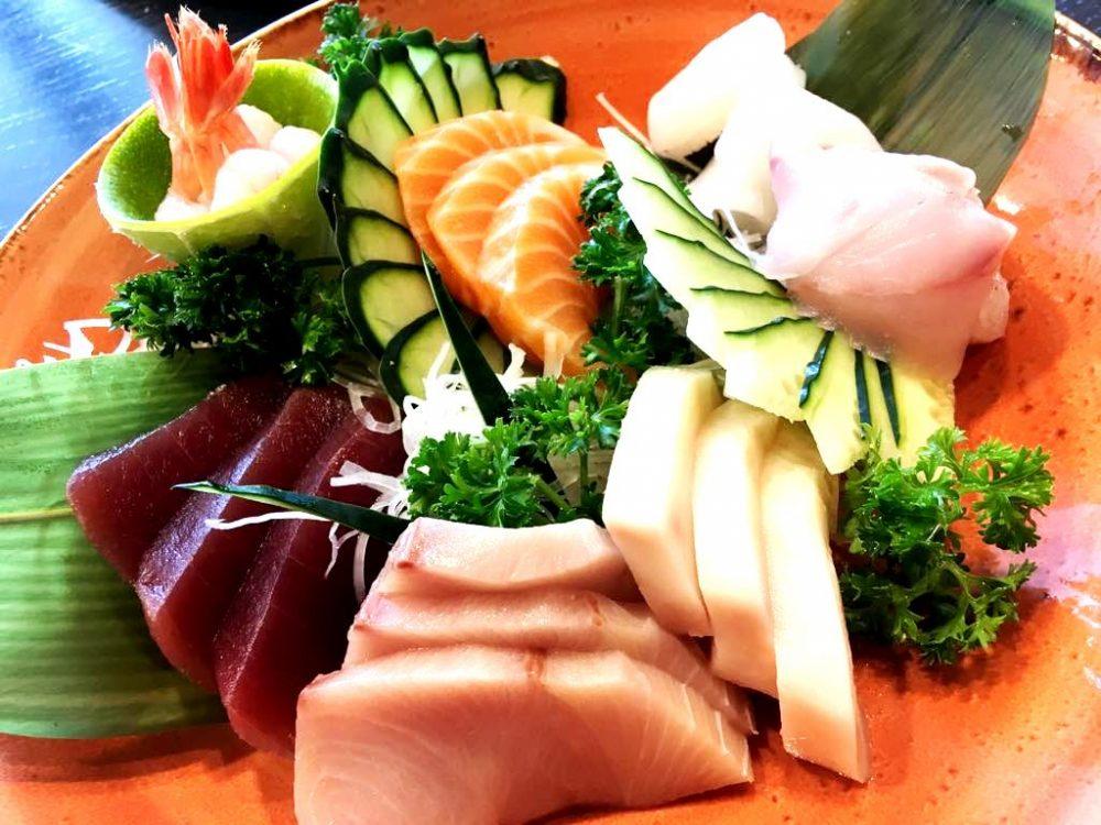 Misaki Sushi - Il Sashimi Misto