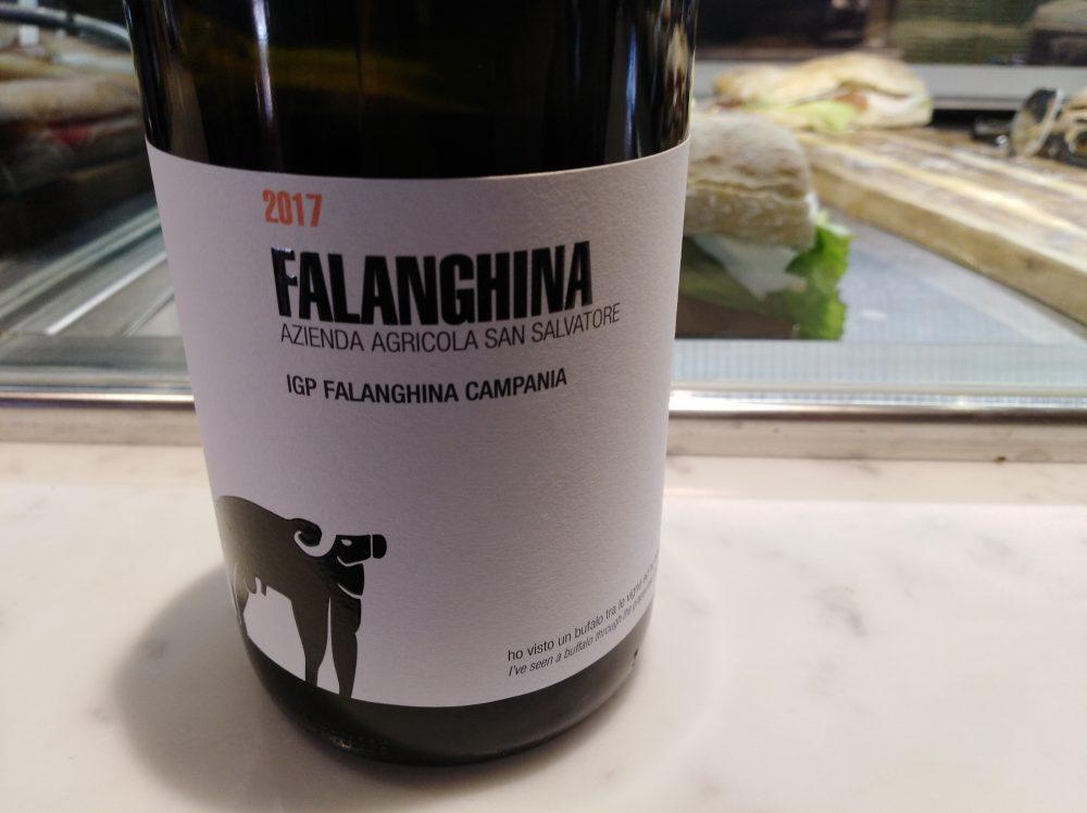 Falanghina Campania Igp 2017 San Salvatore