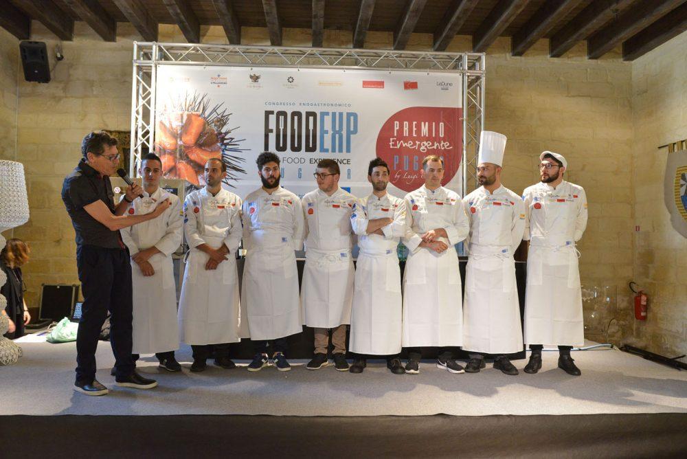 FoodExp Chef Emergenti della Puglia in concorso