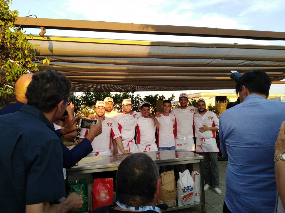 FoodExp Partecipanti a Pizza Chef