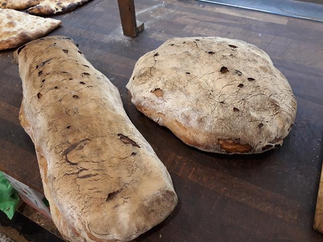 Forno Ceralli - Il pane