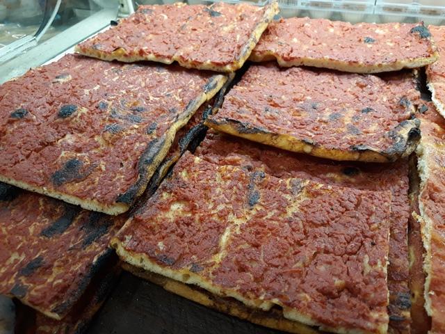 Forno Ceralli - la pizza rossa